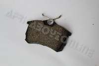 HONDA ACCORD 2.0 BRAKE PADS REAR TYPE 2